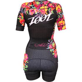 Zoot LTD Tri Aero SS Racesuit Women aloha